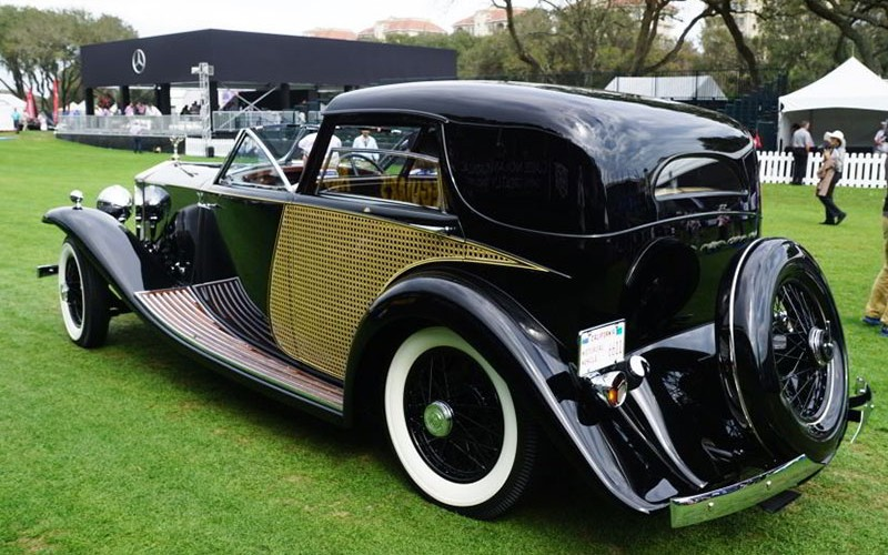 1930 Rolls-Royce Phantom II wins 2016 Amelia Island Concours Best of Show