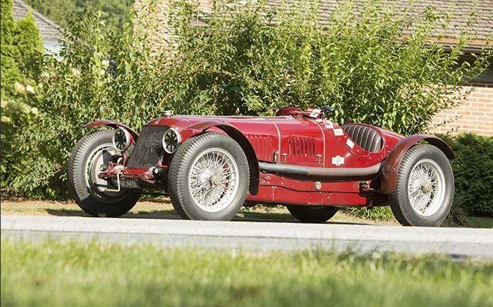 1933 Maserati 8C