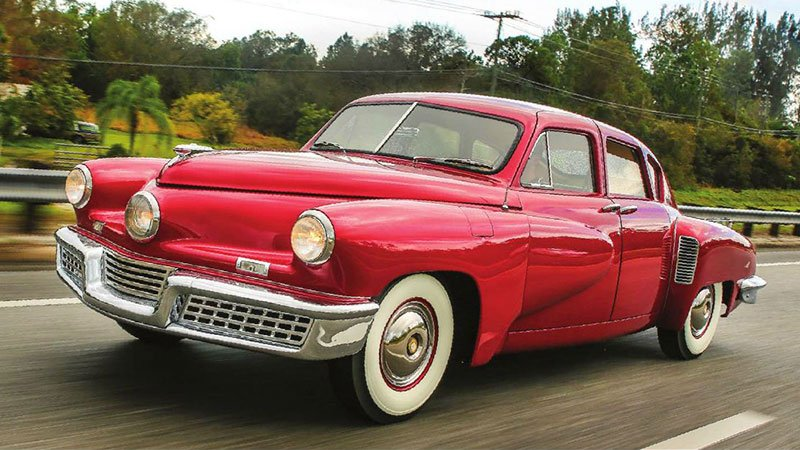 1948 Tucker Torpedo for sale at Ft Lauderdale Collector Car Auction