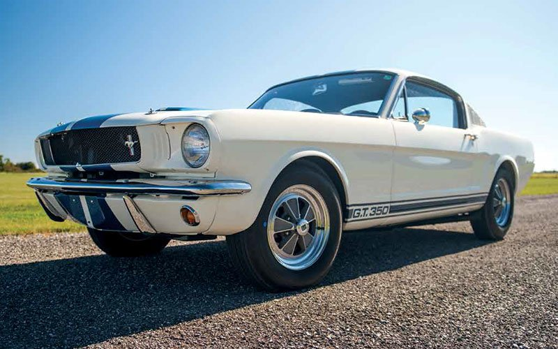 1965 Shelby GT350 featured at Ft Lauderdale Collector Car Auction