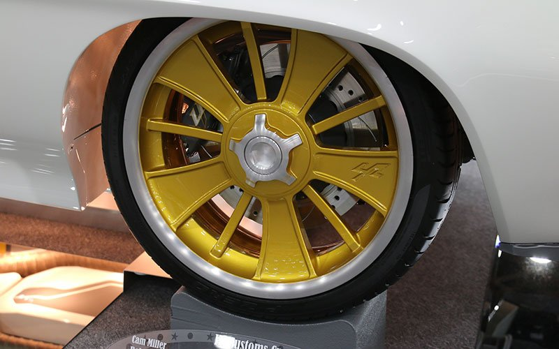 Top Show Cars 1969 Camaro Under Pressure