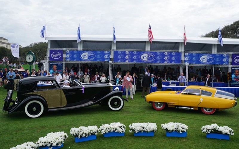 1930 Rolls-Royce, 1952 Pegaso