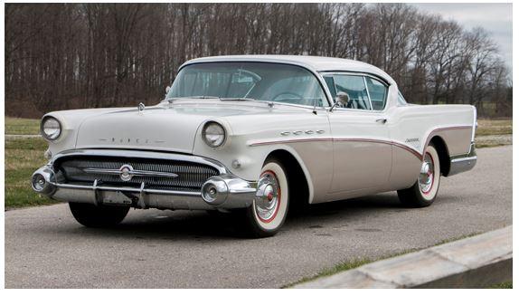 1957 Buick Roadmaster Riviera