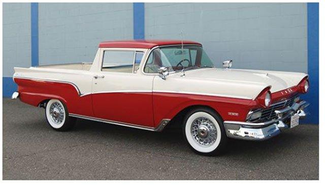 1957 Ford Ranchero Resto Mod