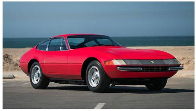"""1970 Ferrari 365 GTB/4 Daytona """"Euro"""""""