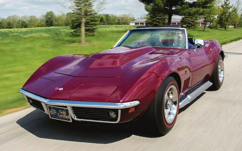 Santa Monica Auction to sell 1969 Corvette L88 Convertible