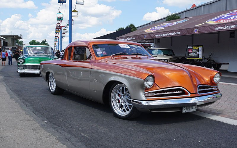 Goodguys PPG Nationals in Columbus