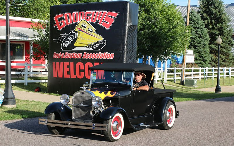 Goodguys 25th Heartland Nationals