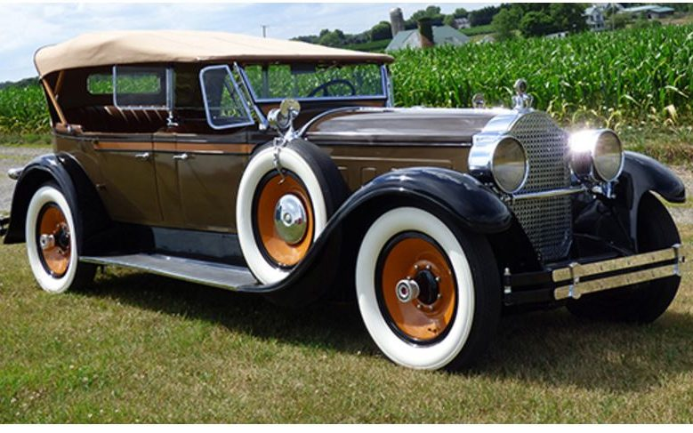 1928 Packard at Auctions America's Fall Auburn Auction