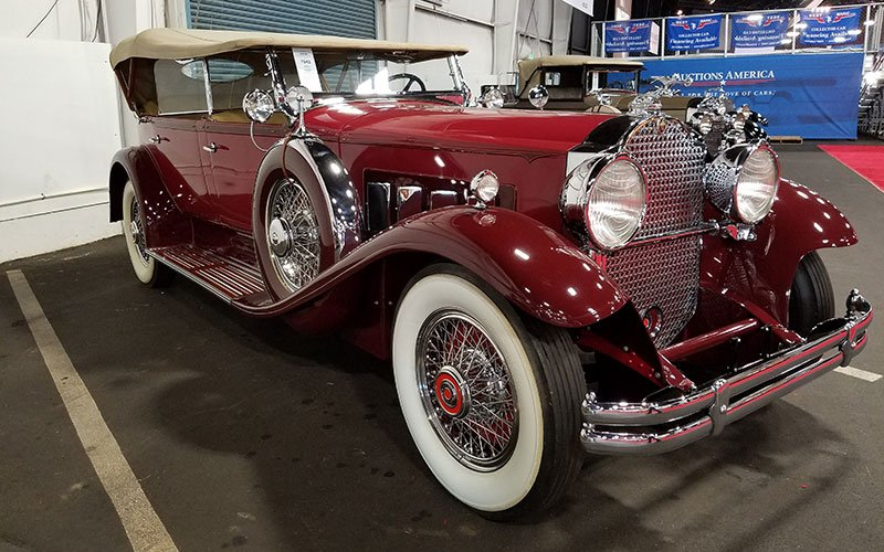 1930 Packard at Auctions America's Fall Auburn Auction