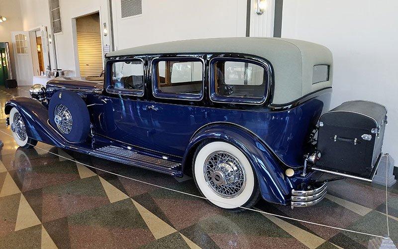 1932 Cord at Auburn-Cord-Duesenberg Museum