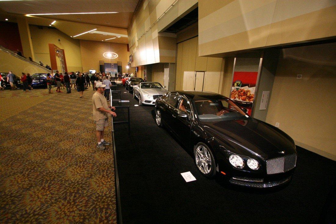 Arizona International Auto Show ClassiCar News - Car show phoenix convention center