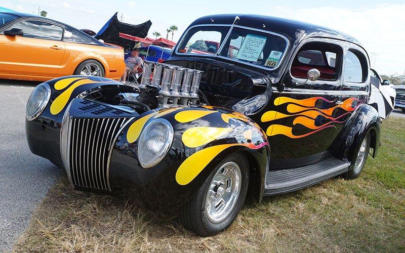 Daytona Turkey Run Car Show - Car show cars for sale