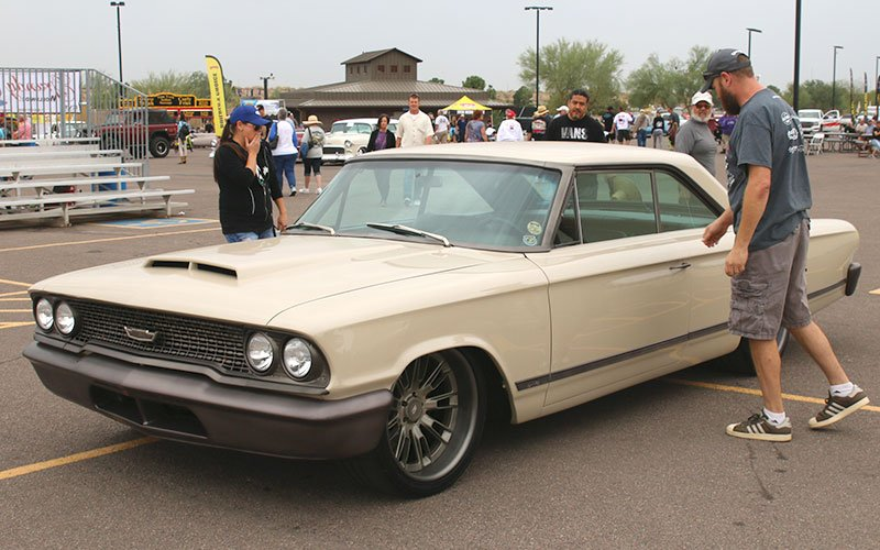 1963 Ford Galaxie Giveaway at 2016 Goodguys Southwest Nationals
