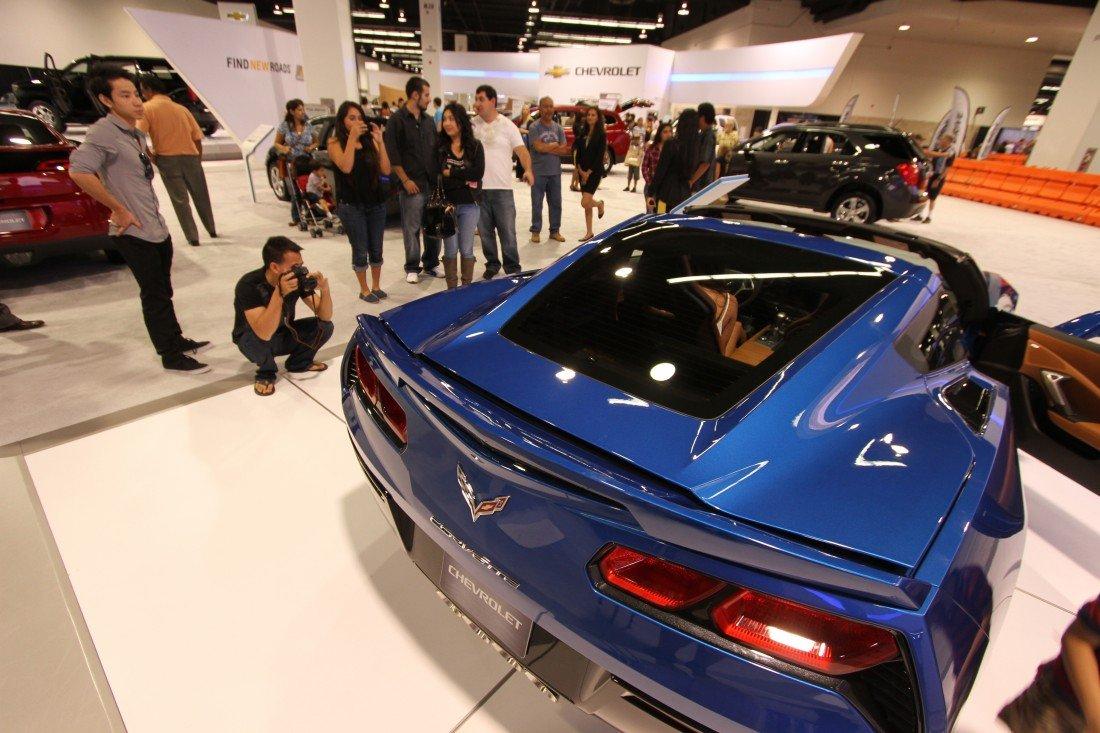 Nashville International Auto Show ClassiCar News - Nashville car show