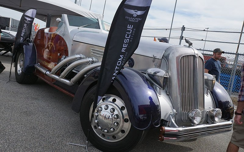 Vanderbundt at the 2016 Daytona Turkey Run Car Show