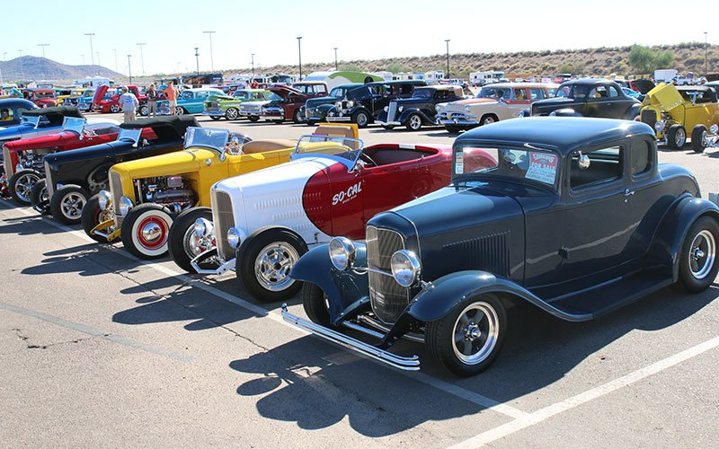 Goodguys Southwest Nationals - When is the good guys car show in scottsdale