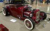 1928 Lincoln Hot Rod at the 2017 Grand National Roadster Show