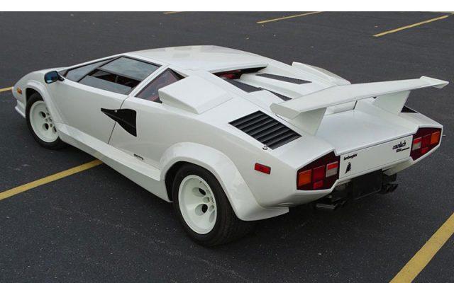 1988 Lamborghini Countach 5000