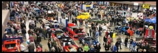 cavalcade of cars