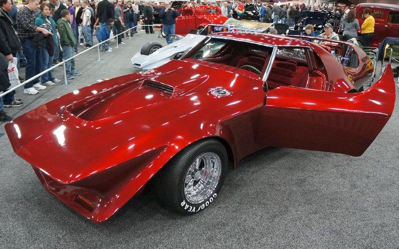 "1968 Rear-Engine Corvette ""Scorpion"""