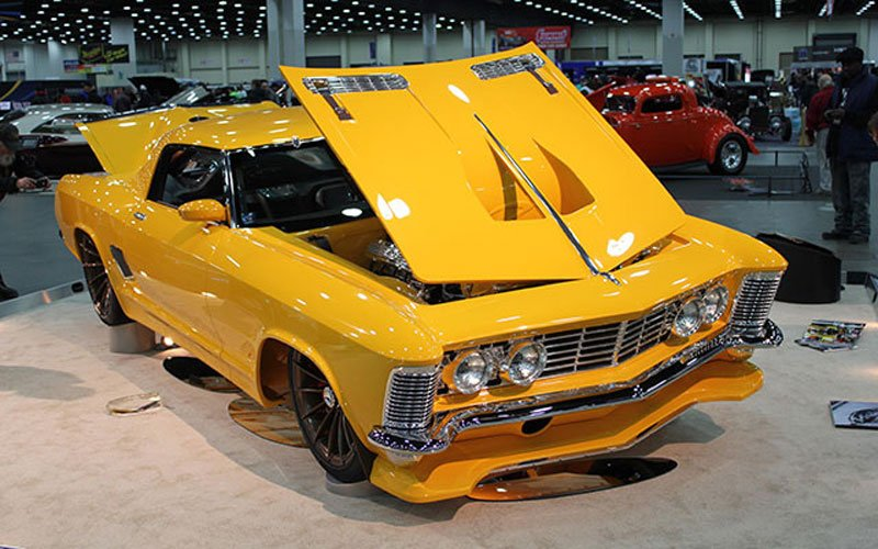 "1964 Buick Riviera ""Rivision"""