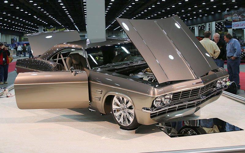 """1965 Chevrolet Impala """"Impastar"""""""