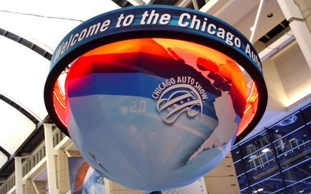 2017 Chicago Auto Show Welcome