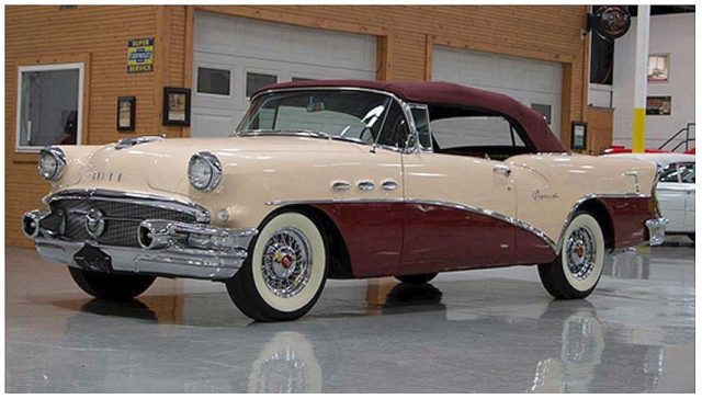 1956 Buick Speical Convertible, Auctions America Ft Lauderdale Auction