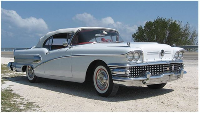 1958 Buick Special Convertible, Auctions America Ft Lauderdale Auction
