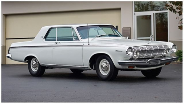 1963 Dodge Polara Max Wedge, Auctions America Ft Lauderdale Auction
