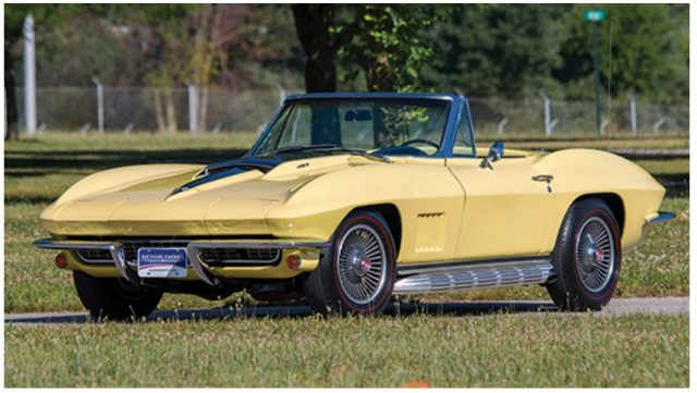 1967 Corvette Big Block 427/435 Convertible at Auctions America Ft Lauderdale Auction