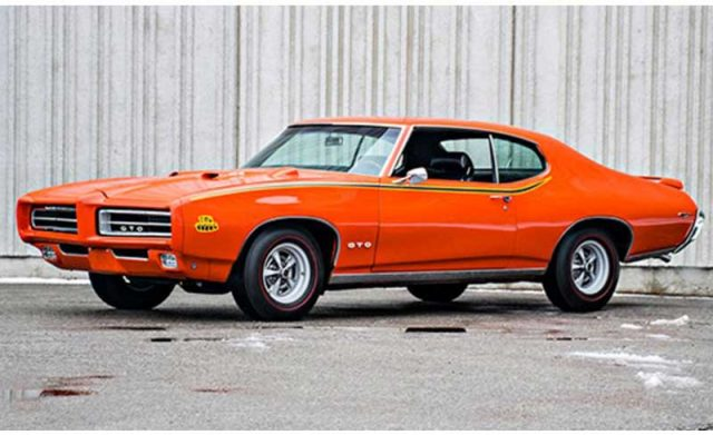 1969 Pontiac GTO Judge at Auctions America Ft Lauderdale Auction
