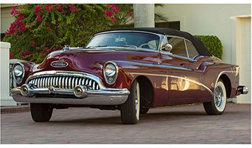 1953 Buick Skylark Convertible at Auctions America Ft Lauderdale Auction