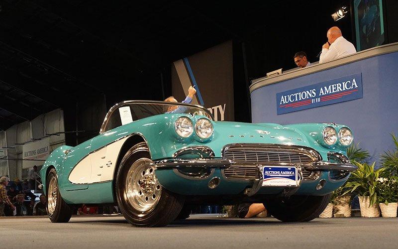 Auctions America Ft Lauderdale Auction