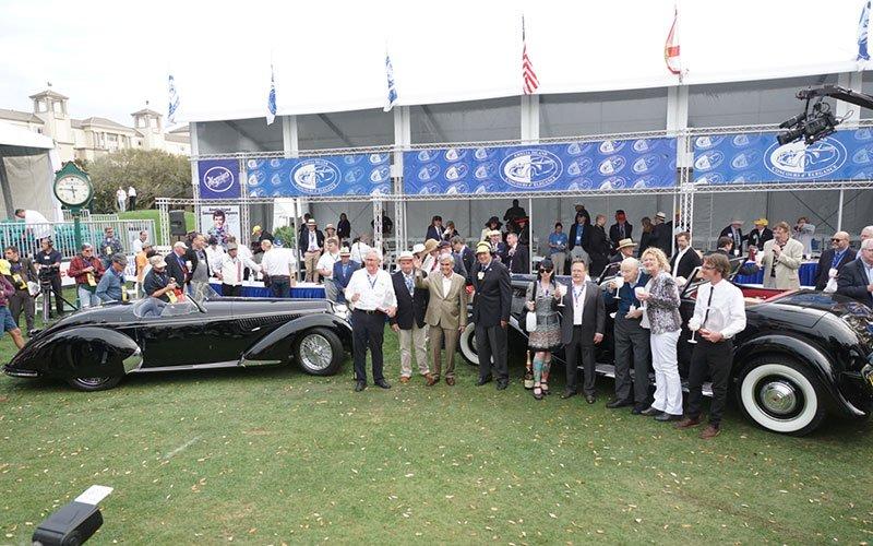 Amelia Island Concours - Amelia car show
