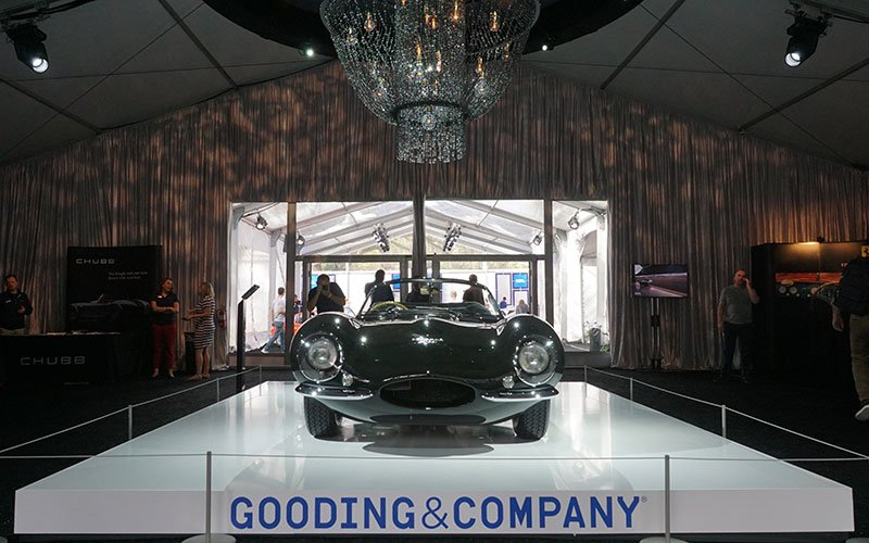 2017 Amelia Island Concours Gooding & Co Auction