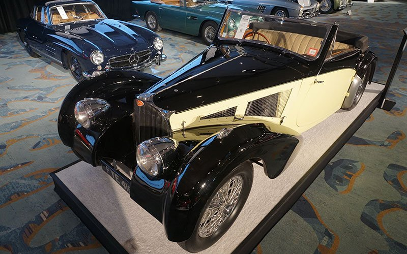 2017 Amelia Island Concours RM/Sotheby's Auction