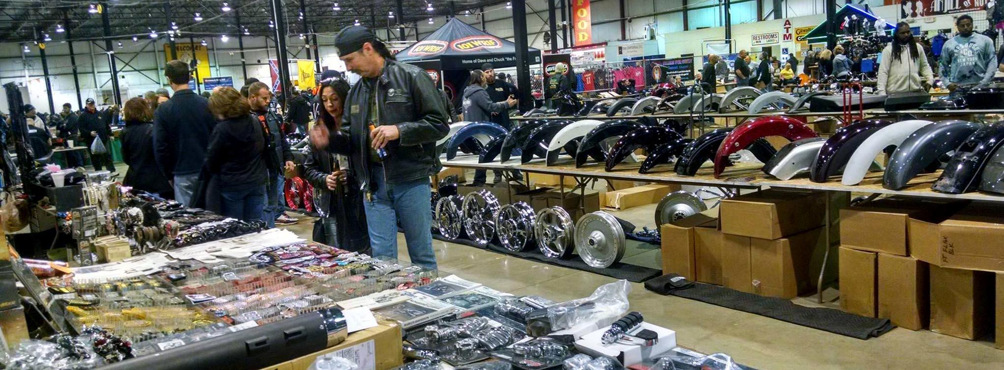 Giant Motorcycle Swap Meet Classicar News