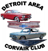 Detroit Area Corvair Club
