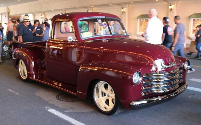 1953 Chevy 5-Window Pickup