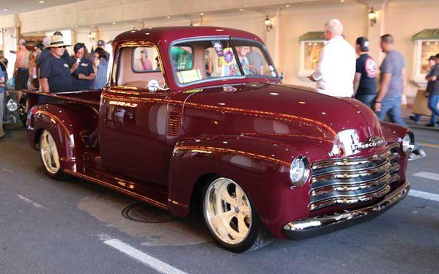 1953 Chevy 5-Window Pickup