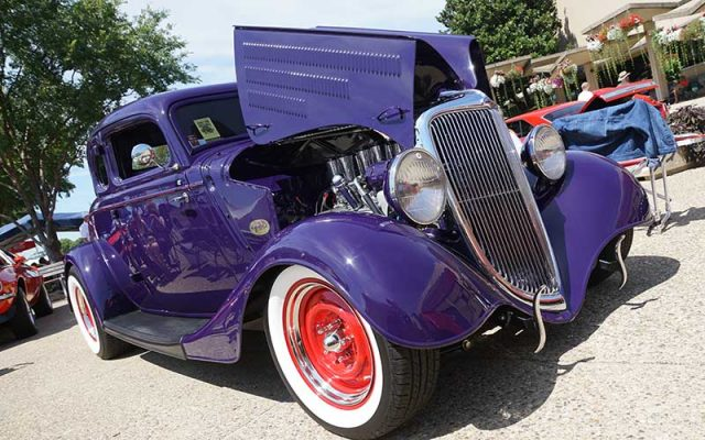 A taste of the NSRA 2017 Street Rod Nationals