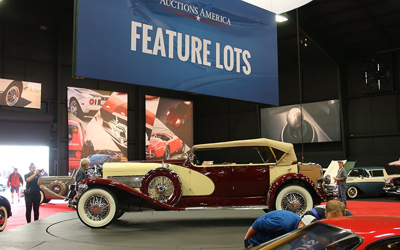 Fall Auburn Auction 2017 by Auctions America