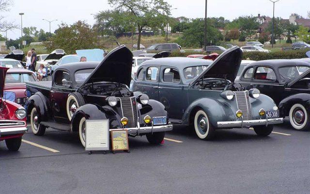 Upper Mississippi Valley Studebaker Drivers Club Zone Meet