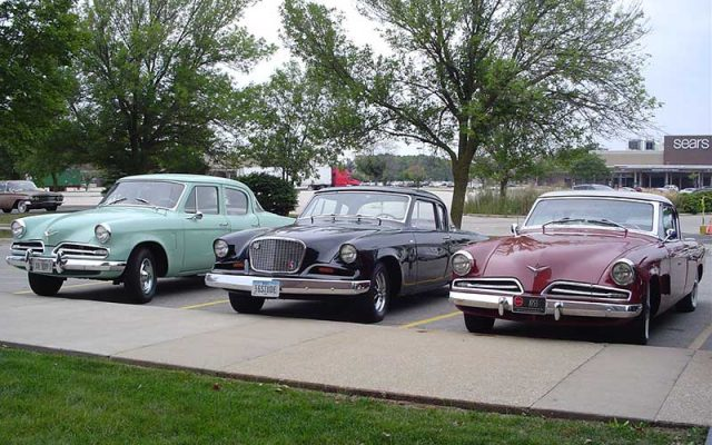 Upper Mississippi Valley Studebaker Drivers Club Zone Meet