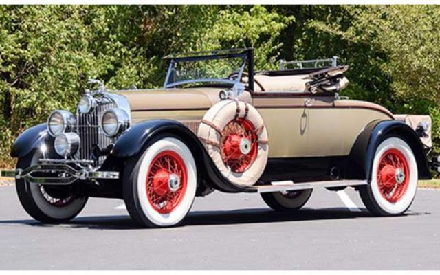 1925 Lincoln K, Lot # 4072- Fall Auburn Auction 2017