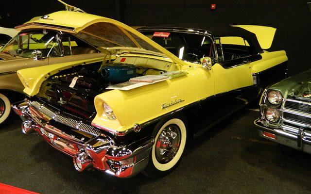 1956 Mercury sells Fall Auburn Auction 2017