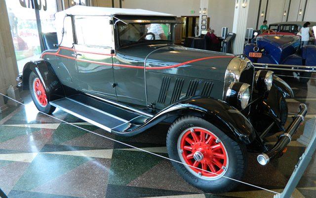 1927 Auburn 8-77 Cabriolet