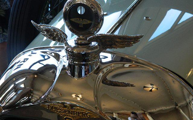 1923 Duesenberg Model A Hood Ornament